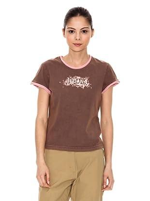 Iguana T-Shirt Minlo (Braun)