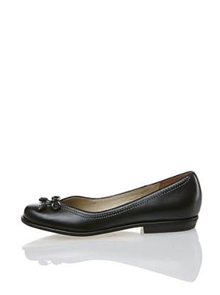Clarks Bere Bombay, Scarpe col tacco donna (Nero (Schwarz (Black Leather))