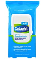 Cetaphil Gentle Skin Cleansing Cloths, 25 Count