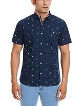 DJ&C Men's Casual Shirt