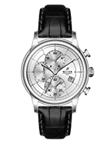 Westar Analog Silver Dial Men's Watch 5650STN107