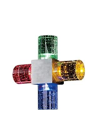 Light UP Wandleuchte LED Damla aluminium