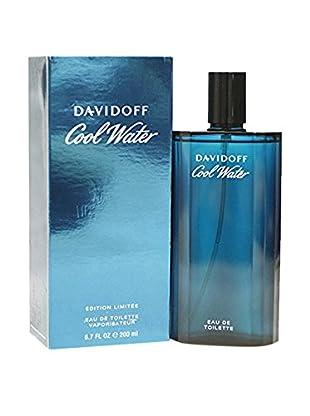 Davidoff Eau de Toilette Herren Cool Water 200 ml, Preis/100 ml: 23.97 EUR