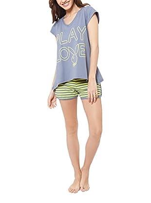 Play Boy Nightwear Pyjama Play Love