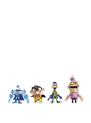 Simba Set de 4 Figuras Fanboy & Chum Chum