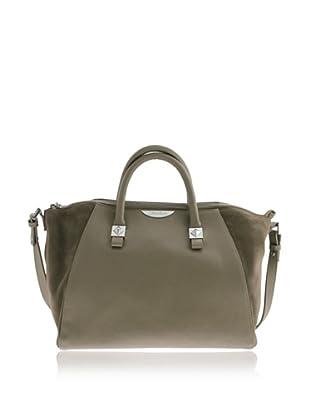Daniel Cremieux Leder Tote-Bag Judith (Taupe)