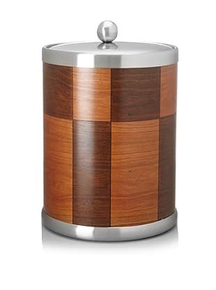 Kraftware American Artisan Ice Bucket (Walnut/Rosewood)
