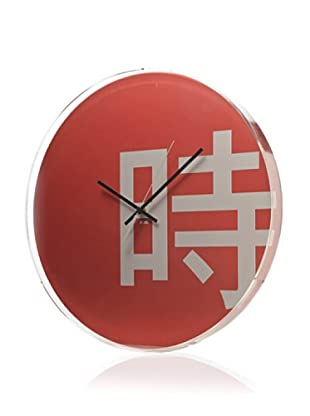 Nava Design Reloj San Giuliano Milanese Rosa