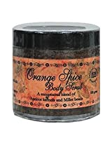 SOS Organics Body Scrub, 100 g Orange