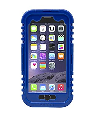 Unotec Hülle Waterproof iPhone 6 / 6S Plus blau