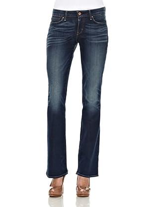 Levi´s Jeans Modern Demi Curve ID Skinny (unique blue)