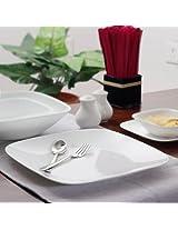 Corelle Winter Frost White Dinner Plate