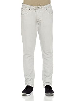 Carrera Jeans Pantalón Play 11 Oz. (Gris Claro)