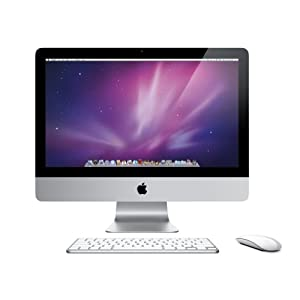 Apple iMac 21.5inches/3.06GHz Core i3/4GB/500GB/8x SuperDrive DL MC508J/A