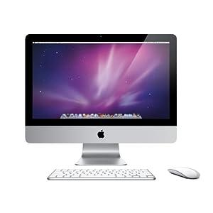Apple iMac 21.5inches/3.06GHz Core i3/4GB/500GB/8x SuperDrive DL MC508J/A