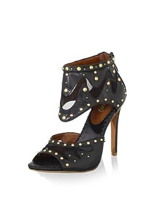 Boutique 9 Women's Tysha High Heel Sandal (Black)
