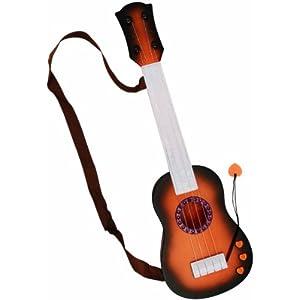 Baby Guitar - Brown