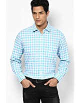 White Full Sleeve Casual Shirt Peter England