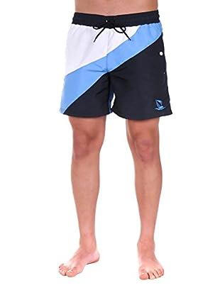 Giorgio Di Mare Bañador Calypso (Azul Marino / Blanco)