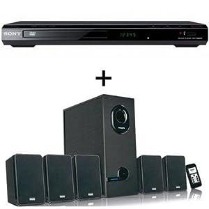 Combo of Sony DVP-SR 660P + Philips DSP 2600