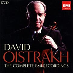 David Oistrakh: The Complete Recordings(17枚組)のAmazonの商品頁を開く