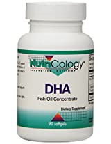 Nutricology Dha, Softgels, 90-Count