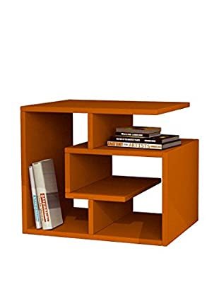 Best seller living Mesa Auxiliar Labirent Naranja