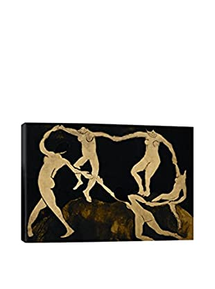 Dance VII Gallery Wrapped Canvas Print