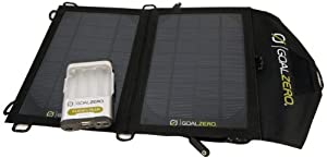 GOAL ZERO 高出力ポータブルソーラー充電器 GUIDE 10 PLUS Adventure Kit