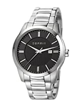 Esprit Analog Black Dial Men's Watch - ES107591004