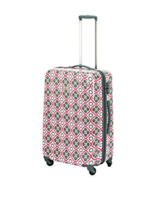 Happy Chic by Jonathan Adler Happy Chic 21 Inch Carry-On Wheeled Luggage, Marrakesh