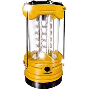 Eveready HL-53 30 LED Emergency Light-Yellow