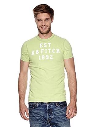 Abercrombie & Fitch T-Shirt (hellgrün)