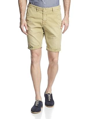 GANT Rugger Men's Canvas Shorts (Fudge)