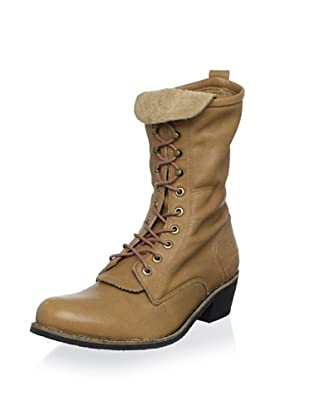 J SHOES Women's Ode Boot (Tan)