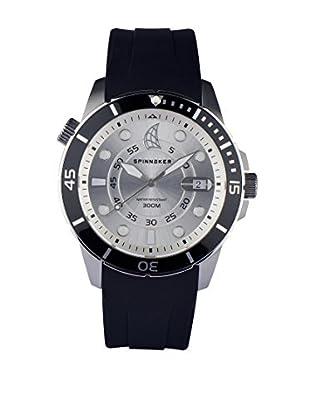 Spinnaker Uhr Helium schwarz 45 mm