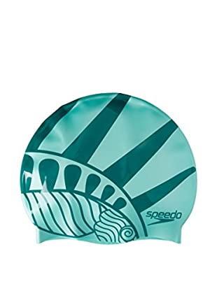 Speedo Badekappe Slogan Prt Cap Au Assorted