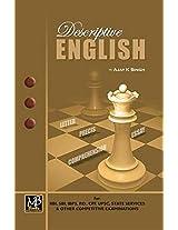 Descriptive English: Anglo-Hindi
