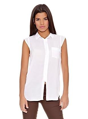 Springfield Camisa Bssmall Neck Pocket
