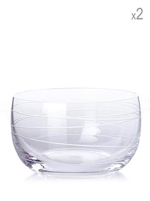 Cristal de Sèvres Caja 2 Bols Bruyere