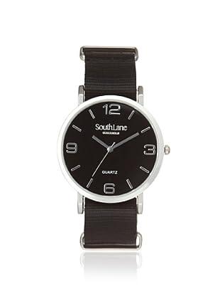 South Lane Men's 3100 NY & Berlin Interchangeable Strap Watch