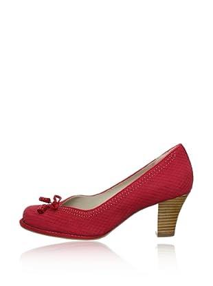 Clarks Zapatos Bombay Lights (Rojo)