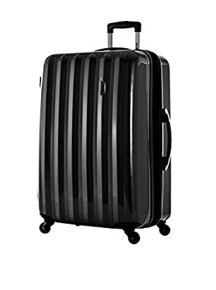 Olympia Luggage Titan 29 Inch Expandable Spinner, Black
