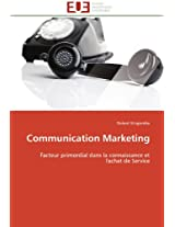 Communication Marketing (Omn.Univ.Europ.)