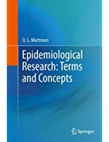 Epidemiological Research: Terms and Concepts