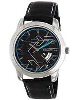 Sonata  Analog Blue Dial Men's Watch -  NC7924SL05