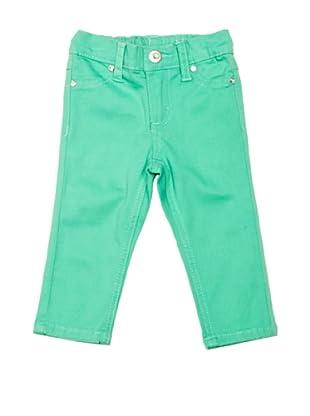 Pumpkin Patch Pantalón Skinny Coloured (Verde Esmeralda)