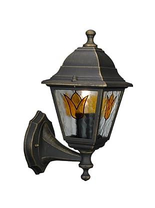 Massive Lámpara De Pared Koblenz Negro