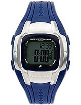 4048Pp02 Blue / Pink Digital Watch