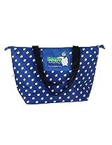 Icelings Shopping Cooler Bag Blue